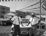 Best-Way Motors Grand Opening, Los Angeles, 1970