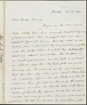 Letter to] Dear Brother Birney [manuscript