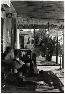 "Jules' Grocery Store and Market, 1326 33rd, Galveston, Texas, from ""The Corner Stores of Galveston,"" Galveston County Cultural Arts Council"