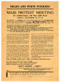 Mass Protest Meeting