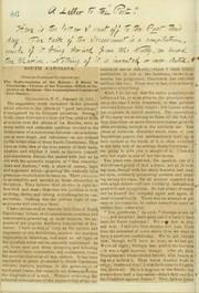 Thomas Butler Gunn Diaries: Volume 15, page 96, January 23, 1861 [newspaper clipping]