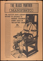 The fascists have already decided in advance to murder Chairman Bobby Seale in the electric chair