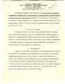 Progress report on staff desegregation and team teaching project, 1967 April 1