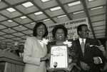 Johnnie Cochran and Others at African American Living Legends Program