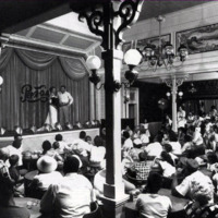 Diamond Lil Saloon, Pleasure Island, 1959