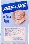 Abe & Ike: in deed alike