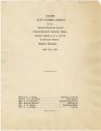 Eugene Avery Adams papers, 1892-1968, folder 11; July 7-12, 1951