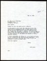 Letter from John Sloan to Rt. Rev. E. P. Dandridge