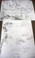 Map; Sloop Point Plantation Sketch