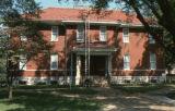 Fisk University: academic building (former Carnegie library)