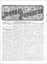 1877-04-07: Journal of Progress, Mobile, Alabama, Volume 3, Issue 2