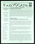Advocate, vol. 8, no. 4 (2010 November/December)