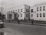 Central High School (for African Americans) in Mobile, Alabama.