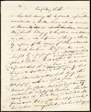 Case of Mary Smith [manuscript]