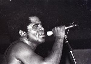 James Brown at the Sugar Shack
