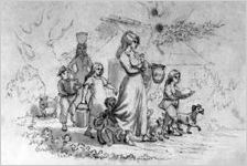 Women in Colonial Georgia