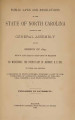 Public laws and resolutions of the State of North Carolina passed by the General Assembly at its session of ...[1893] Laws, etc.; Public laws of North Carolina.