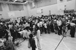 Semester registration, ca. 1970