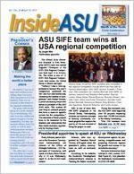 InsideASU [Vol. 3 No. 28 , April 16, 2010]
