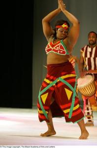 Weekend Festival of Black Dance Photograph UNTA_AR0797-182-036-0987