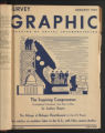 The Survey Graphic, January, 1939. (Volume 28, Issue 1)