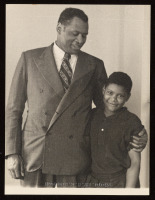 Paul and Pauli Robeson