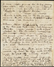Letter to] Esteemed Friend Garrison [manuscript