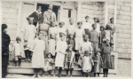 African American school children; Howard Orphanage and Industrial School