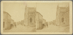 Thumbnail for The English Church and King Street, Christiansted, St. Croix, W. I