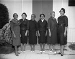 Church executive group, Los Angeles, 1963