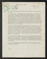 Subject Files.USO, 1941-1942. (Box 11, Folder 7).