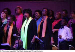 Black Music and the Civil Rights Movement Concert Photograph UNTA_AR0797-138-011-1368