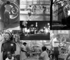 Images of Harlem in New York City.