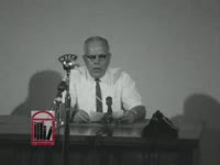 WSB-TV newsfilm clip of mayor T. Griffin Walker addressing the demands of the Sumter County Movement in Americus, Georgia, 1965 July 31