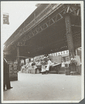 Pushcart vendors, 145th St. and 9th Ave