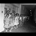Children get vaccines