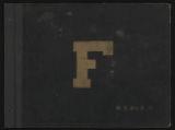 Scrapbook of William Henry Fort, Jr.