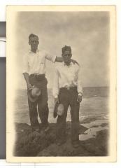 Raymond Rosa y Thomas Negrones