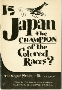 Is Japan the Champion of the Colored Races?