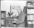 Photographs from the Puckett Collection: Professor Puckett