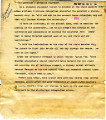 """Annotated article """"The governor's prepared statement"""" to Shreveport Times, 30 September 1962"""