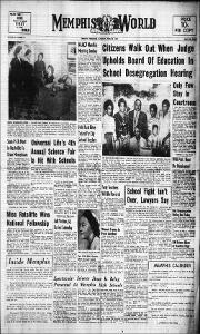 Memphis World, 1961 April 22nd