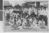 A Group of Indian Bible Class Teachers and Preachers Attending a Teaching Workshop, Madras, India, 1967