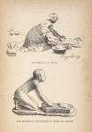 Moyabeng à la meule; Une statuette égyptienne du Musée du Louvre