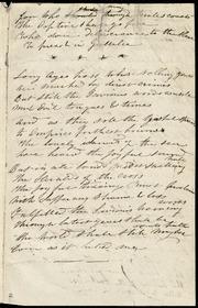 Poem] [manuscript