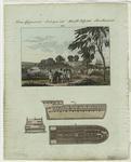 Slave Trade And Interior Of Slave Ship