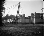 Construction of First Story of U.S. National Museum Building, 1905