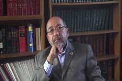 Interview with Martin Perez on June 16 2015, Segment 33
