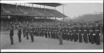 [Unknown Washington, D.C. high school Cadet Corps competitive drill : acetate film photonegative,] 1935