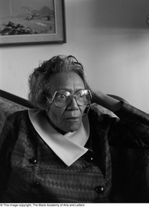 Portrait of Mable Chandler Dallas/Fort Worth Black Living Legends Dallas/Fort Worth Black Living Legends, 1992